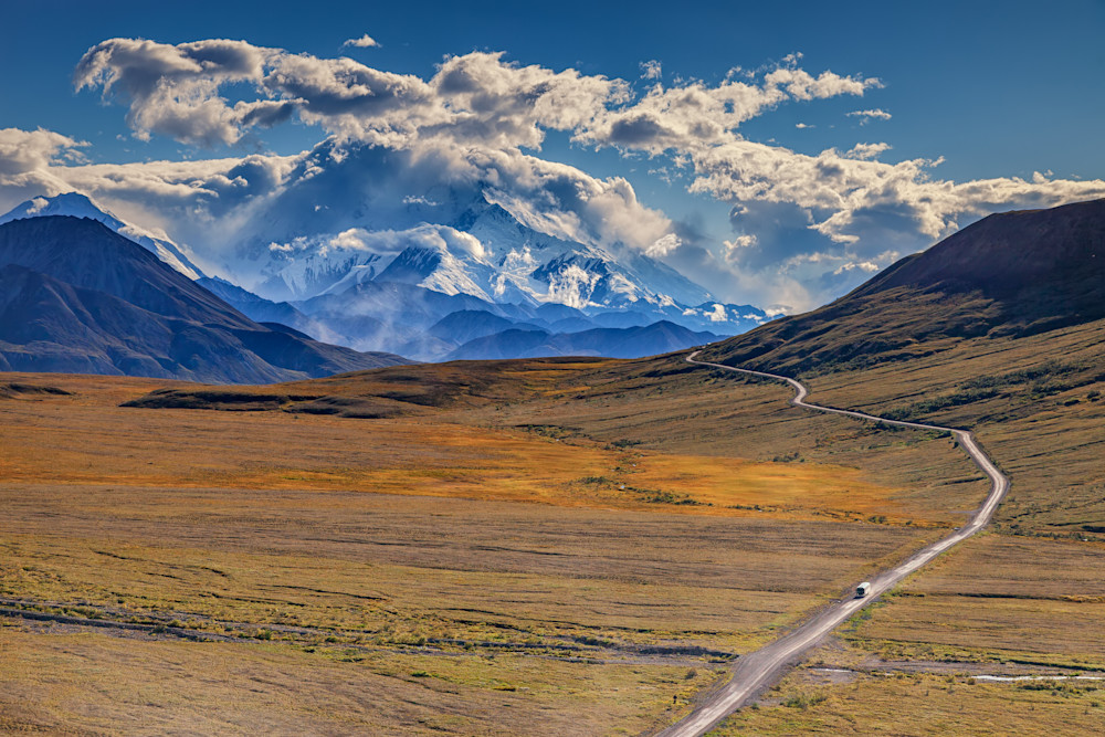 The Road to Denali | Shop Photography by Rick Berk