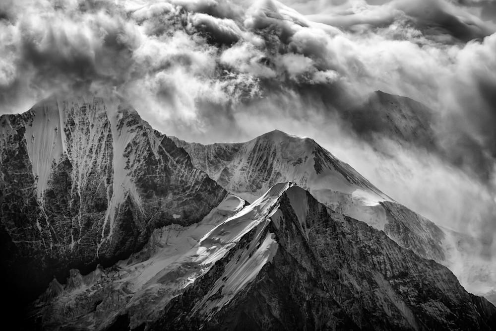 Alaskan Splendor Black & White | Shop Photography by Rick Berk