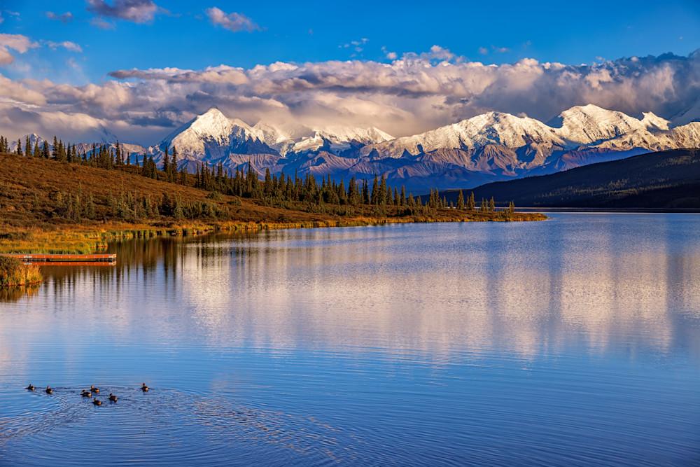 Wonder Lake Alaska | Shop Photography by Rick Berk