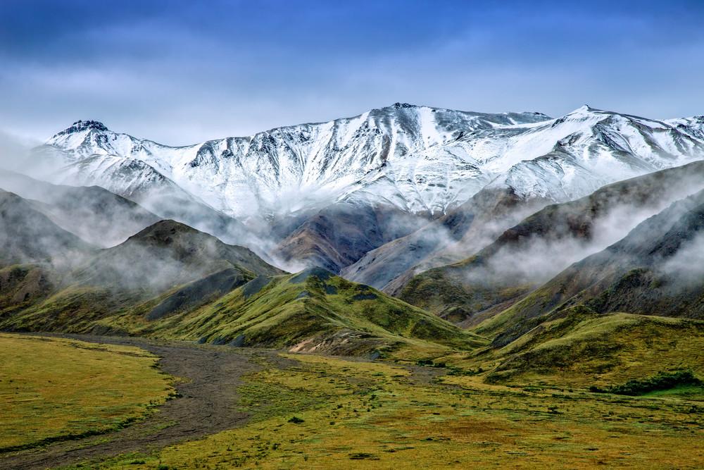 Alaskan Dream by Rick Berk