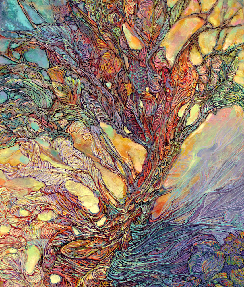 Emerging with Dawn | Col Mitchell Contemporary Paper Artist
