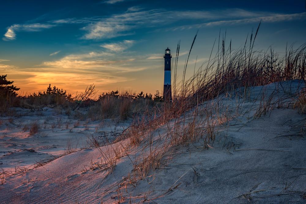 Fire Island Dunes by Rick Berk