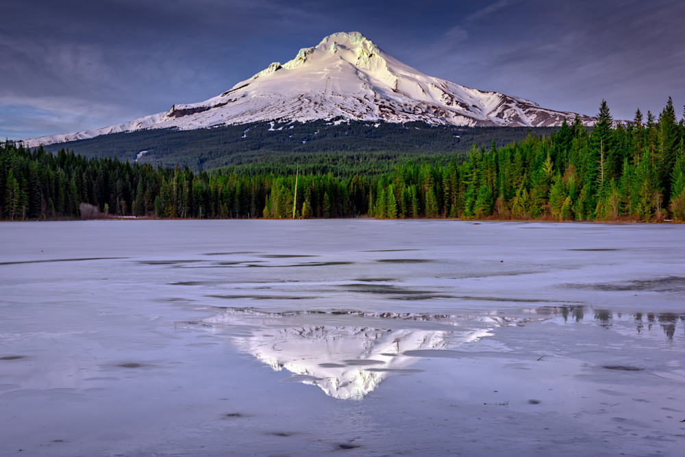 Mount Hood Reflections, by Rick Berk