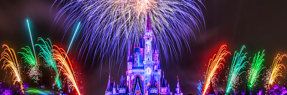 Happily Ever After 26 - Disney Art | William Drew Photography