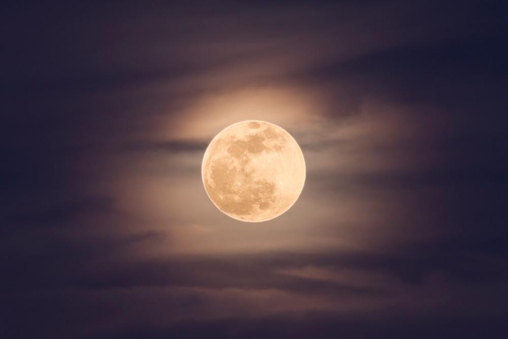 Super Blood Wolf Moon, Midland, Texas
