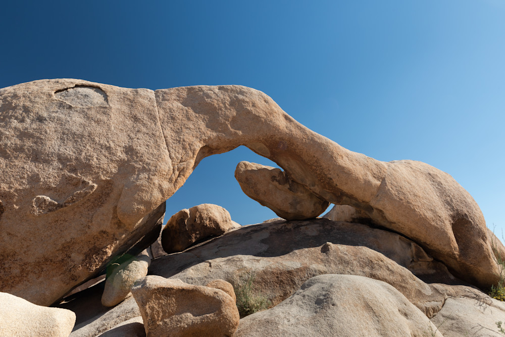 """Arch Rock - Joshua Tree National Park"" Photograph for Sale as Fine Art."