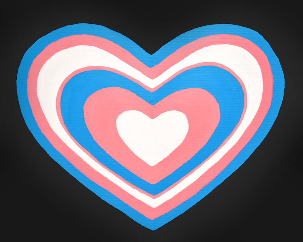 Transcendent Heart, by Jenny Hahn