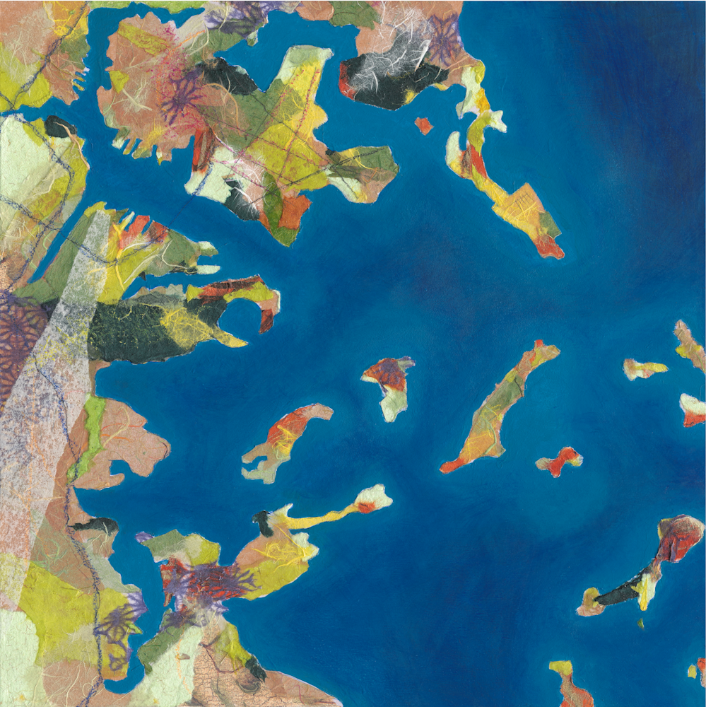 Fly By Boston Harbor Art | Franklin Studio