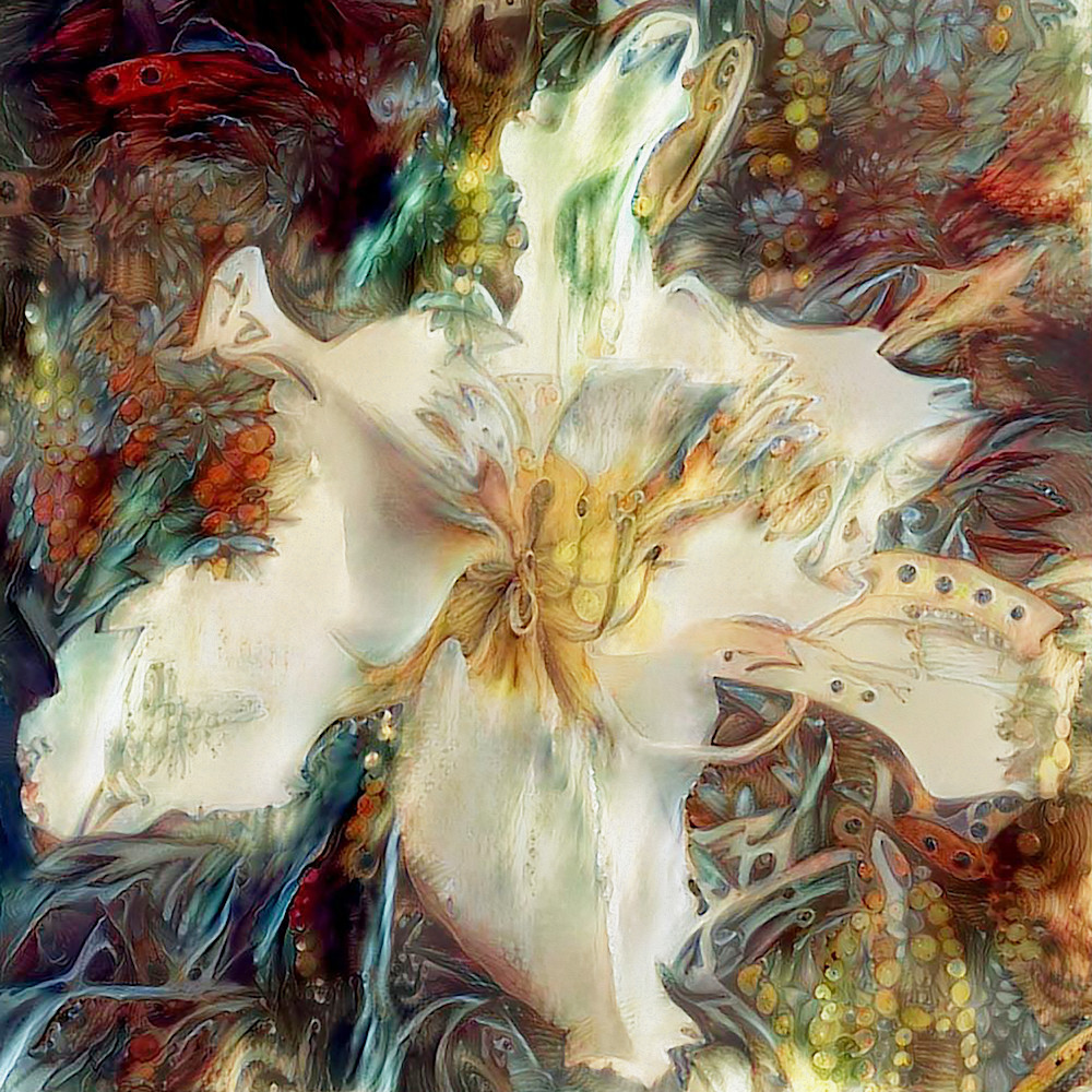 70s Swirls Art | SkotoArt
