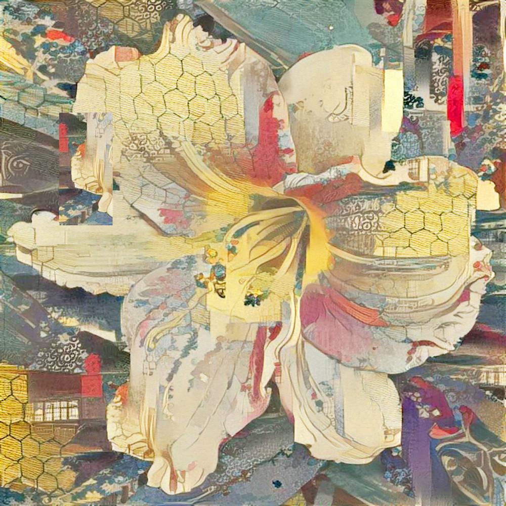 Asian Inspiration Art   SkotoArt