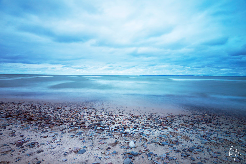 Constance Mier fine art nature photography - michigan waterscapes