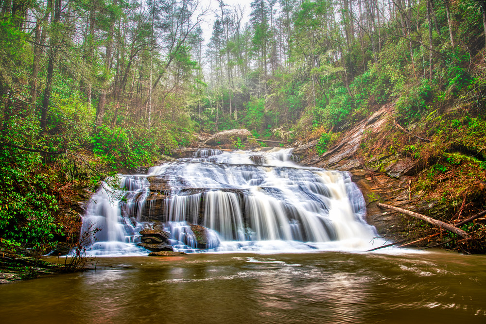 Panther Creek Falls photography