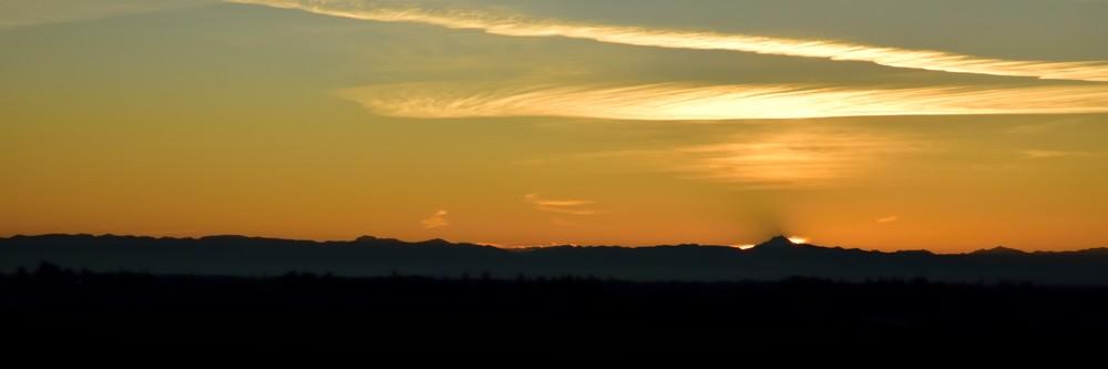 Sunrise Mt. Jefferson
