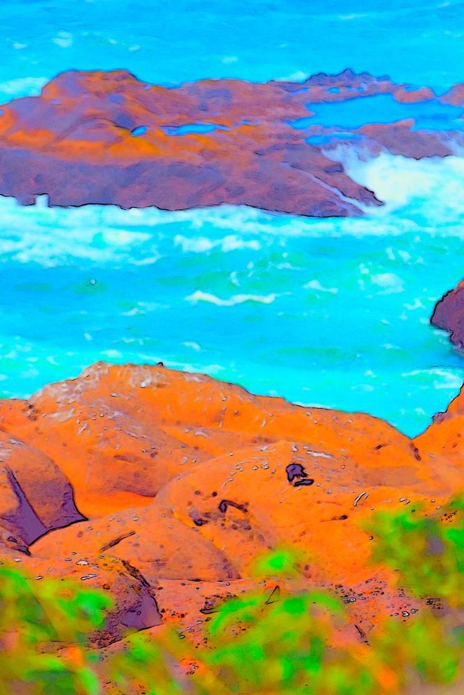 Boiler Bay Rocks