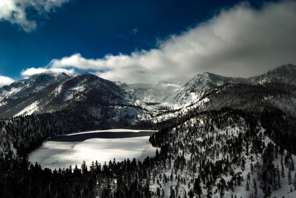 Fine Art Photography- Cascade Lake