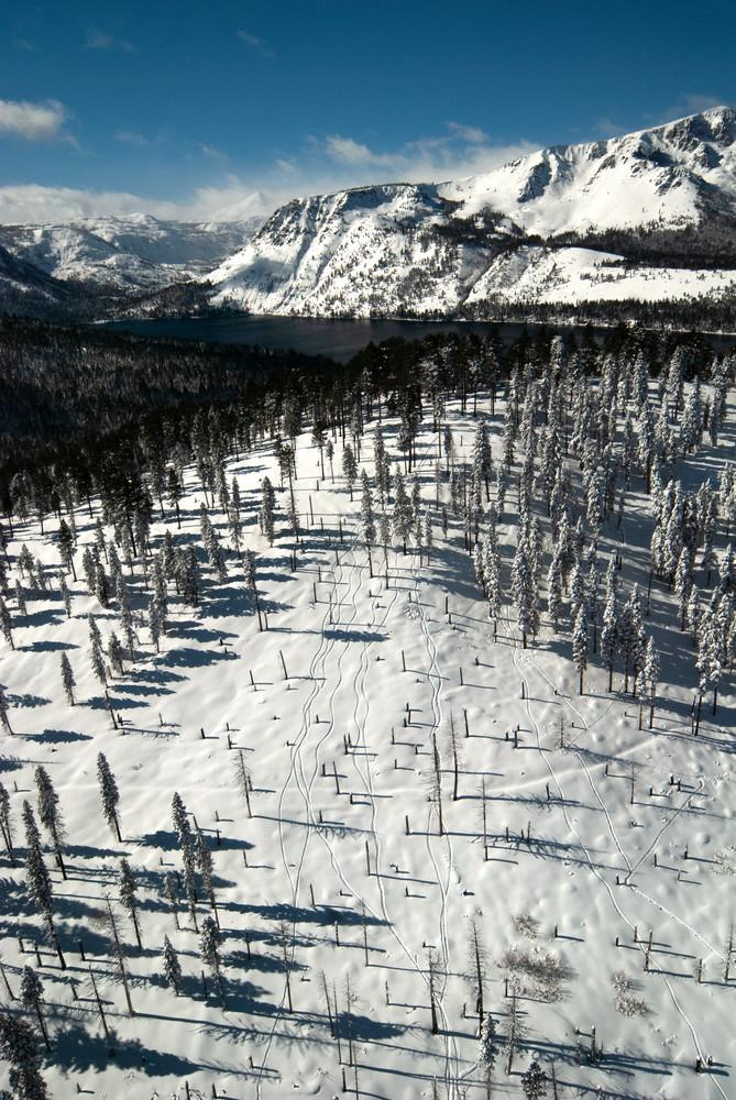 Fine Art Photography- Tahoe Mountain