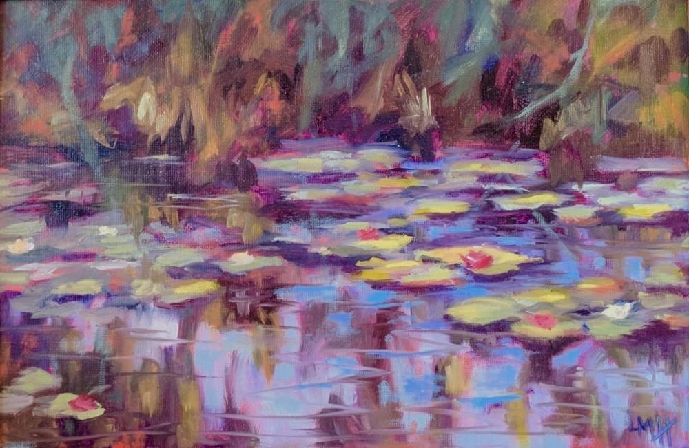 Monet's Sweet Spot