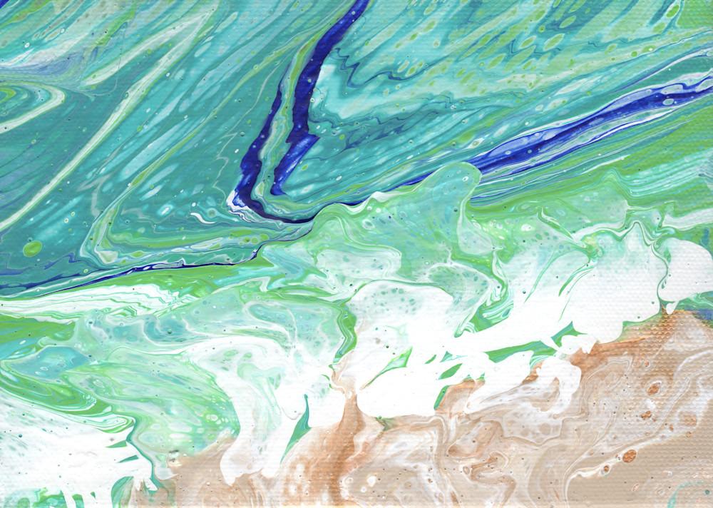 Waters Edge 1 Art | Marcy Brennan Art