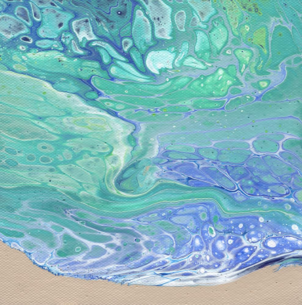 Waters Edge 12 Art | Marcy Brennan Art