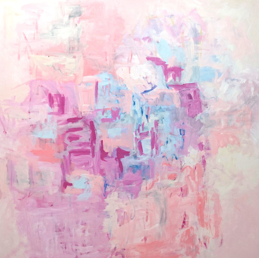 Champagne For Two Art | Marcy Brennan Art
