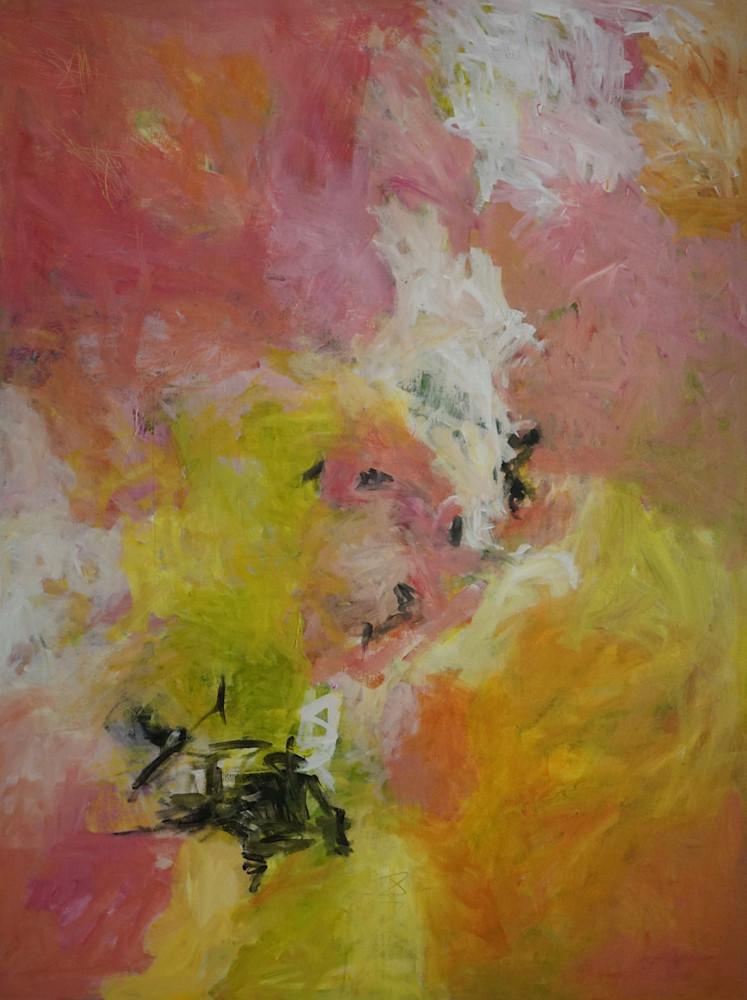 Raspberry Mojito Art | Marcy Brennan Art