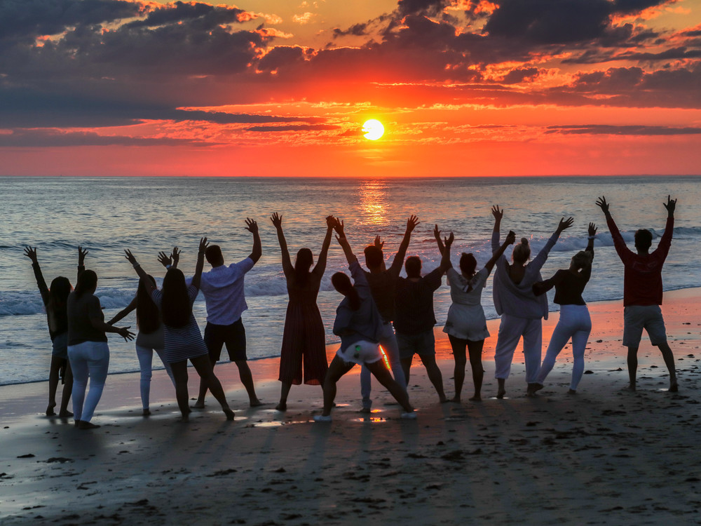 Moshup Beach Celebration