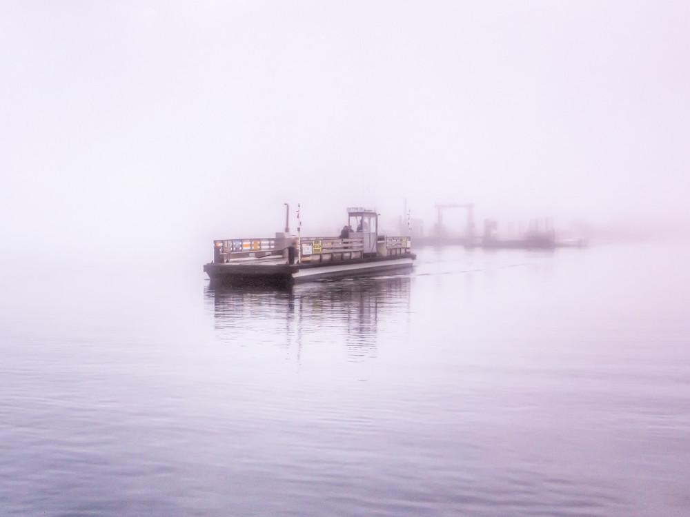 Chappy Ferry Fog