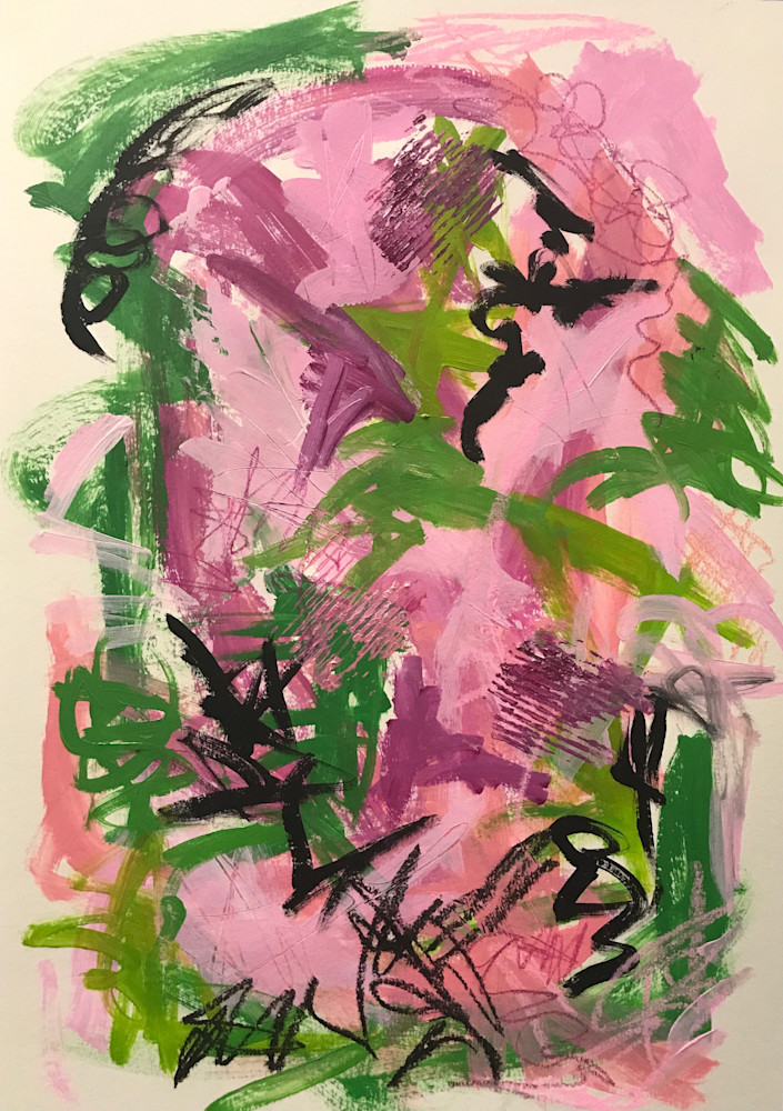 Feeling Festive 2 Art | Marcy Brennan Art