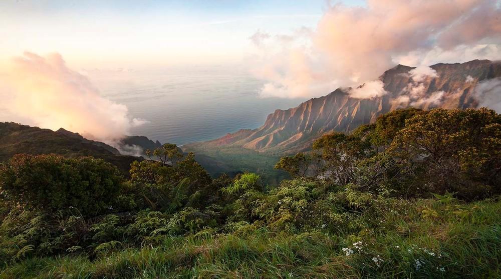 Kalalau View on Kauai, Hawaii, by Inspiring Images Photography, Fine Art Photographs.