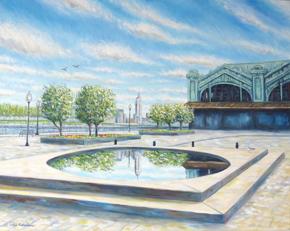 Hoboken Waterfront Art | kihlstromfineart