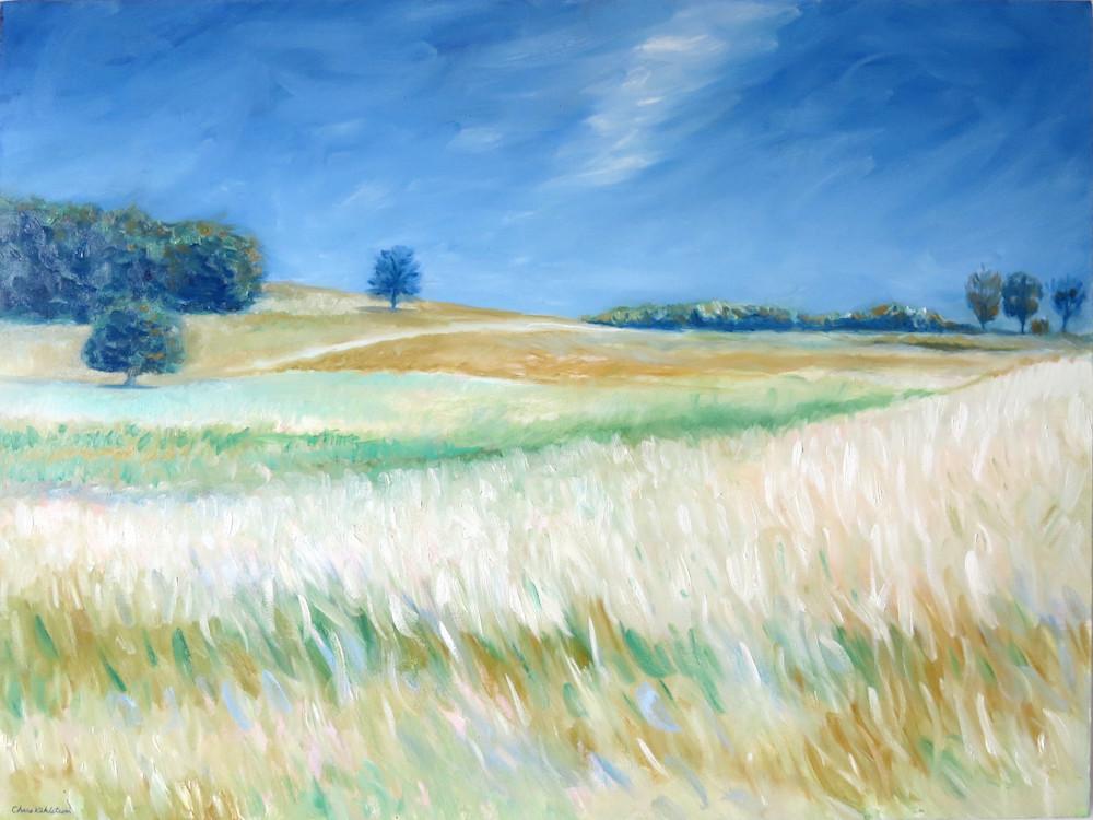 Open Field Art | kihlstromfineart