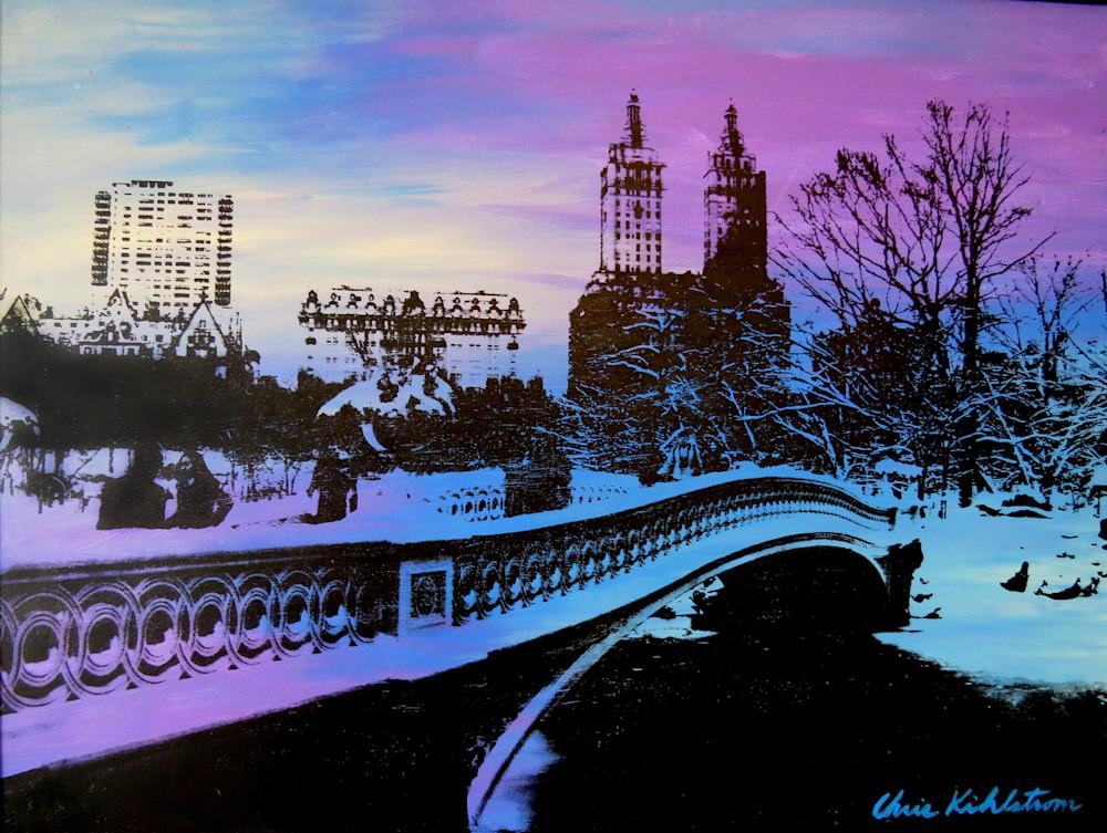 Bow Bridge Art | kihlstromfineart