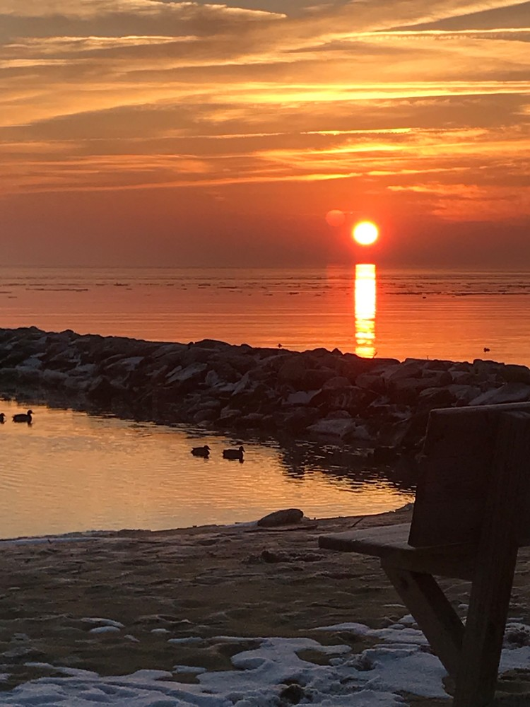 Chesapeake Bay Sunrise