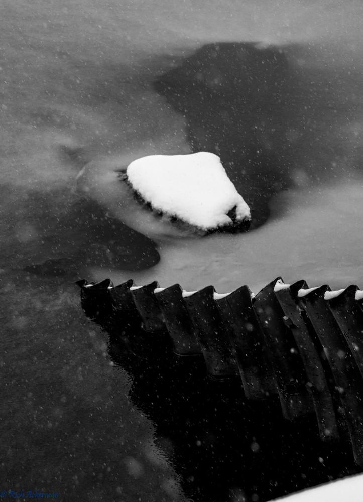 Corrugated Iron on Ice