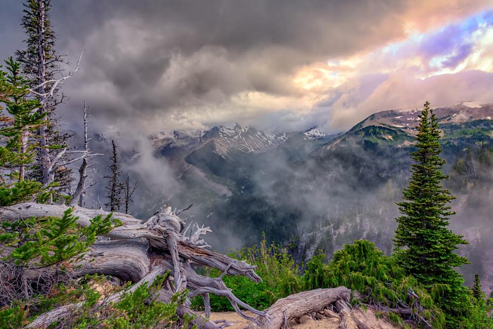 Emmons Vista Overlook by Rick Berk