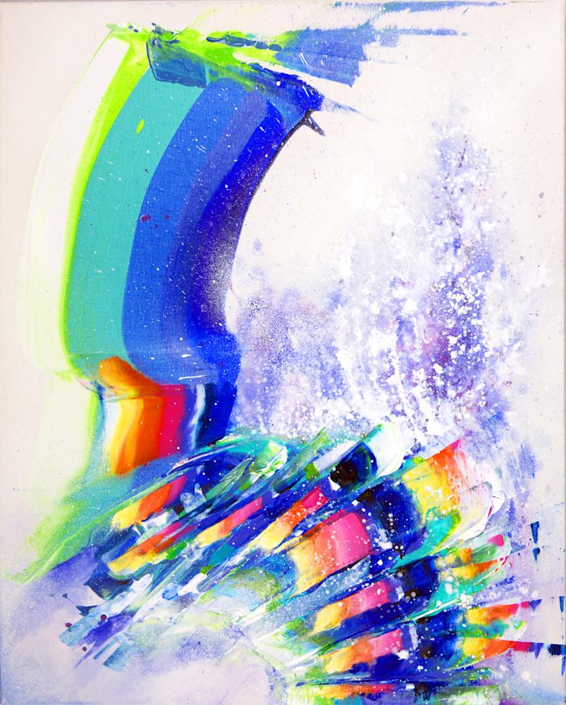 Birth Of Soul Art | Joan Marie Art