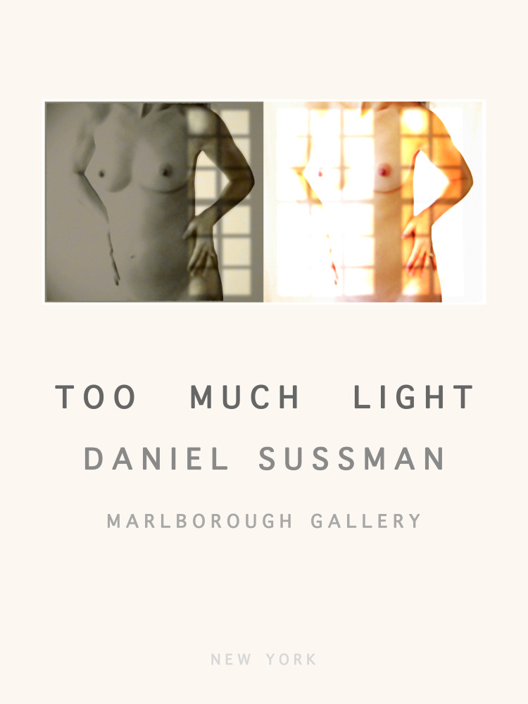 Marlborough Gallery Faux Show