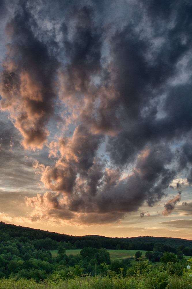 Vermont Clouds and Nature Photography | Nathan Larson Fine Art Photography