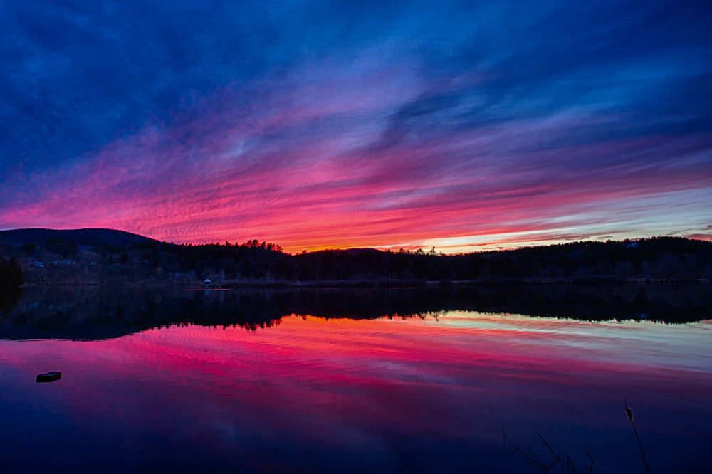 Technicolor Sunsets Photography Art | Nathan Larson Photography, LLC