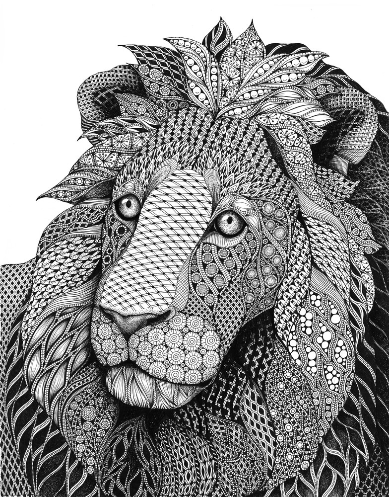 Kingdom Dweller (Lion)