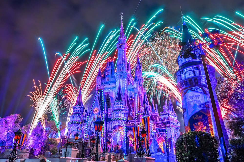 Happily Ever After 63 - Disney Artwork | William Drew Photography
