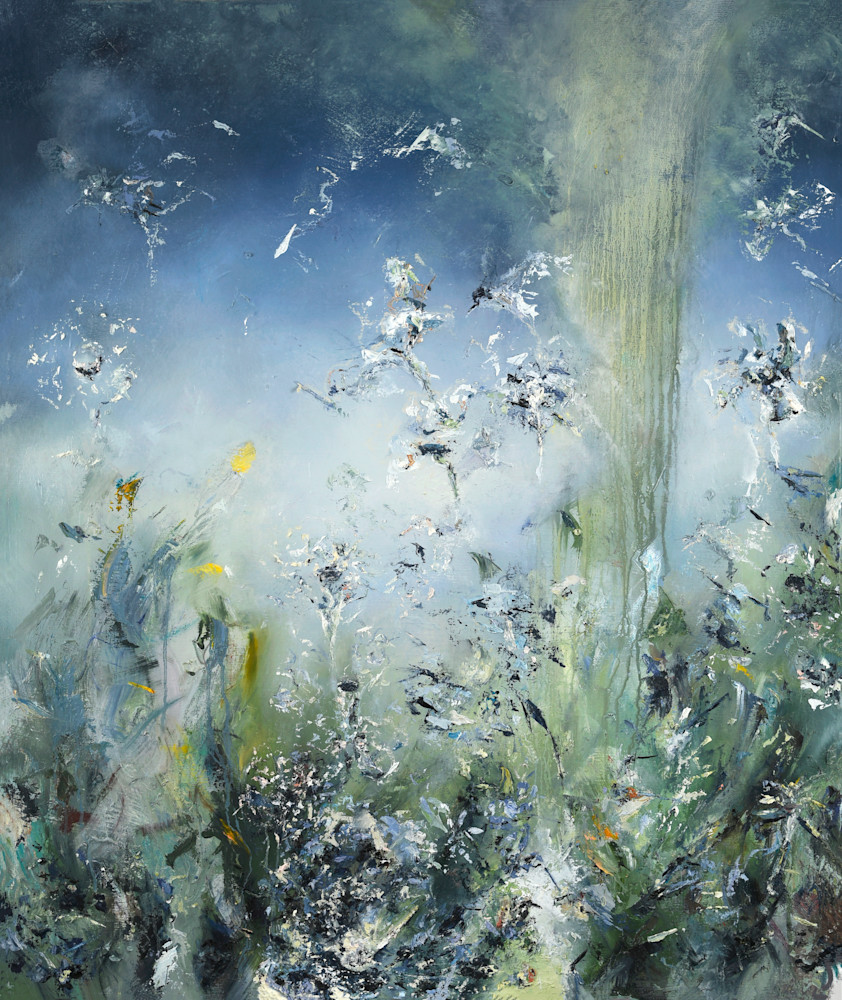 Morning Mist Art | Samantha Kaplan
