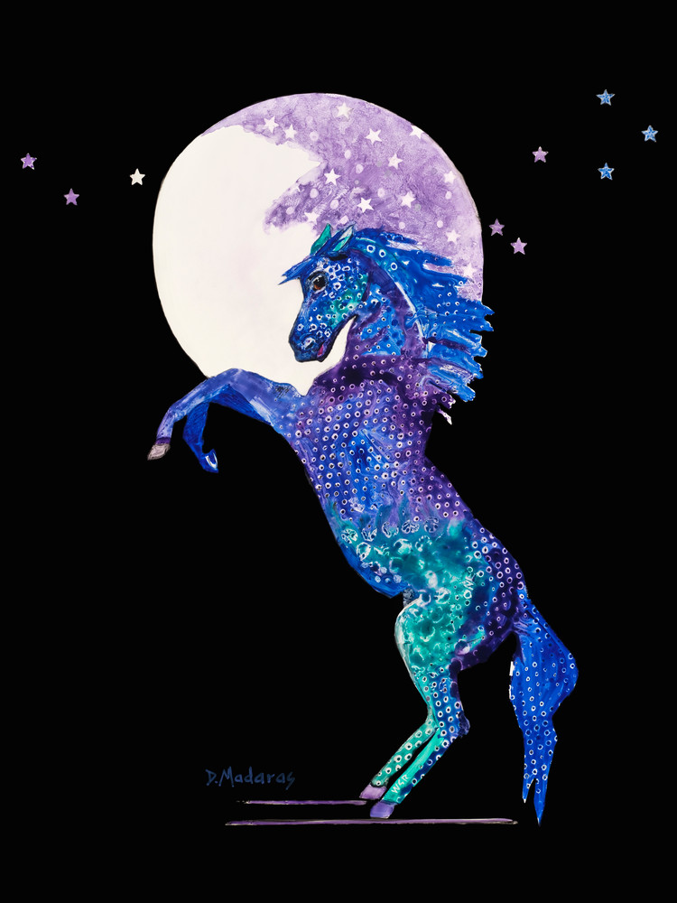 Horse with No Name Spirit Animal