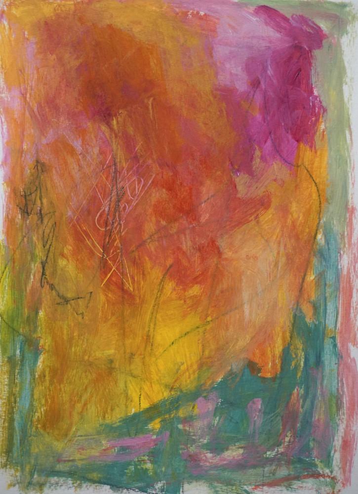 Garden Path 1 Art | Marcy Brennan Art