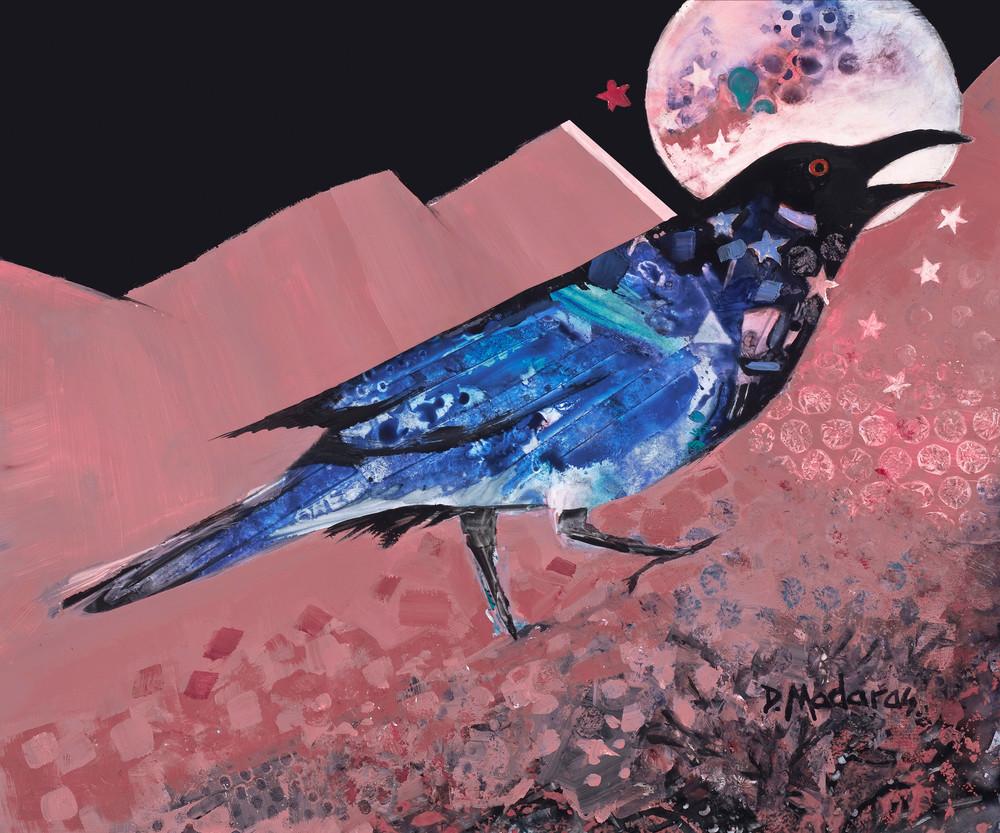 Blackbird Singing in the Dead of Night Spirit Animal