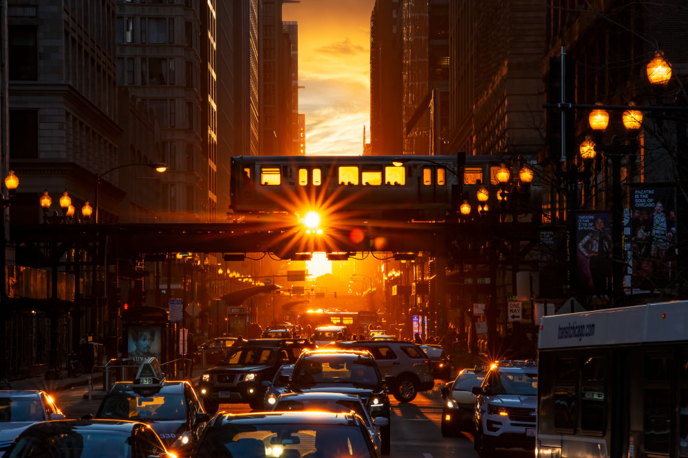 Chicagohenge Art | Mark Hersch Photography