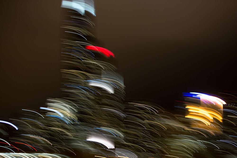 Chicago at Night IV