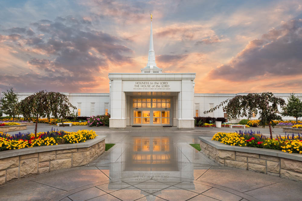 Billings Temple - Covenant Path