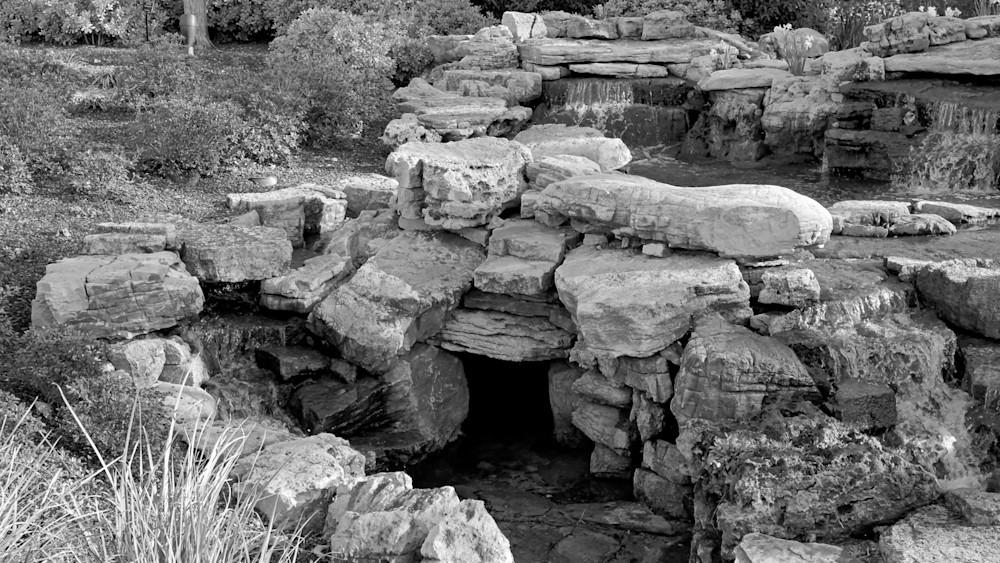 Dallas Arboretum 47 Natural Photography Art | Drone Video TX