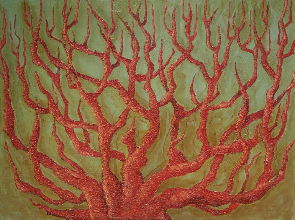 Coral Art   Lindberghaus, Art by Dagi G.